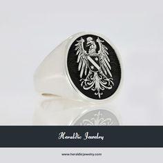 Weber family crest jewelry