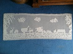 Ravelry: Harvest Time Table Runner pattern by Joyce Geisler