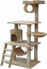 DIY Beautiful Cat Tower   LovePetsDIY.com