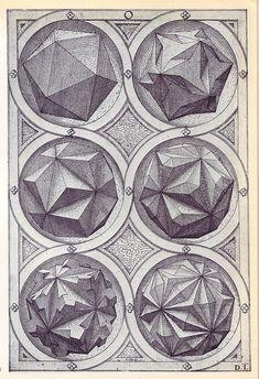 Aqua (b) - Perspectiva Corporum Regularium - Wenzel Jamnitzer 1568 | Flickr – Condivisione di foto!