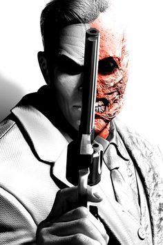 Two Face / Batman: Arkham City