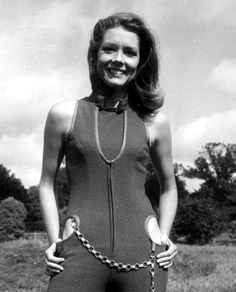 Diana Rigg - The Avengers - TV series 1960s.