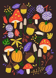 Autumn by Marijke Buurlage