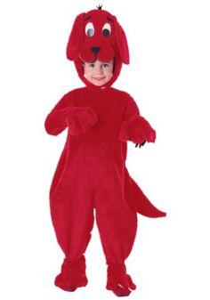 Rubie's Costume Children Clifford The Big Red Dog Deluxe Costume, Medium, One Color ** Check out the image by visiting the link.
