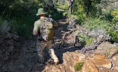 Noble Canyon Trail hike is a popular 10 mile hiking and mountain biking trail along a creek that is located in the Laguna Mountains. Mountain Bike Trails, Hiking Trails, San Diego Hiking, Bradley Mountain