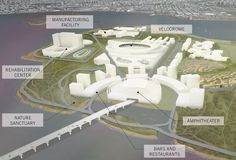 Rikers Island: A future family destination?  Yup, that #RikersIsland with the inmates.....