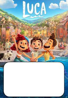 Kits Imprimibles Gratis Invitaciones Luca En 2021 Invitaciones Habitacion De Manualidades Cricut Fotos De Toy Story