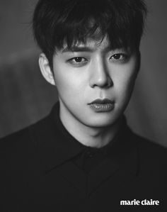 Park Yoo Chun for Marie Claire Sept`15