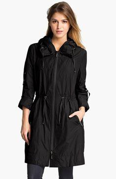 Black raincoat (I really want something like this...)