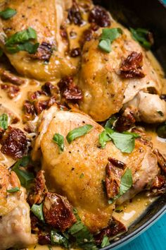 "There's An Unbelievable Reason We Call This ""Marry Me"" Chicken  - Delish.com"