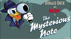Donald Duck and Mickey in the Mysterious Note - Donald Duck Comic Games by Disney Junior Hey, Kid, Donald Duck in the middle of a baffling mystery. Mickey Mouse Games, Mickey Mouse Clubhouse, Donald Duck Comic, Disney Games, Comic Games, Disney Junior, Cool Cartoons, Cool Watches, Games For Kids