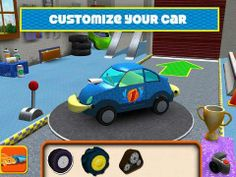 Team Umizoomi: Math Racer HD by Nickelodeon - a racing game with extra educational activities. Appysmarts score: 84/100 http://www.appysmarts.com/application/team-umizoomi-math-racer-hd,id_79012.php