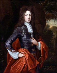 Charles Townshend, 2nd Viscount Townshend by Geoffrey Kneller,1700s
