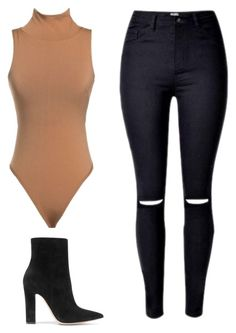 """""""Untitled #149"""" by missunicornpatch on Polyvore featuring Gianvito Rossi"""