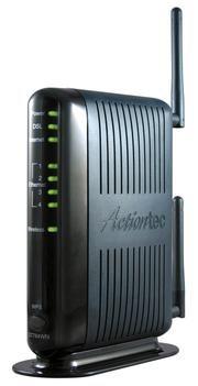 Dsl modem, Modem router