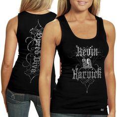 Kevin Harvick Ladies Speed Diva Tank Top