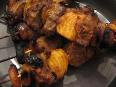 South African Kebabs, Sosaties