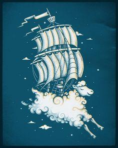Great Illustrations by Enkel Dika