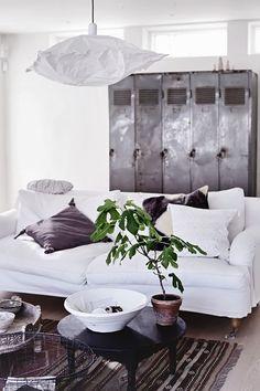 Home Shabby Home:Arredare Vintage: zinco industrial chic