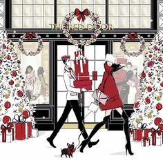 Holiday Red Door Spa