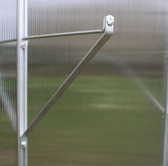 """Greenhouse Shelf Brackets - 1 pair 10"""" wide Two Wests & E…"""