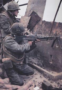 Tet Offensive, City of Hue, 1968, Vietnam .....