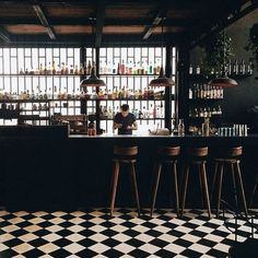 Romita Comedor | Mexico. Modern, minimalist, industrial or retro style bars. Learn how to create the best ambiences! Check out http://www.pinterest.com/homedsgnideas/ for more amazing ideas.: