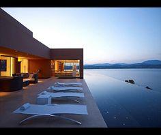 Casa en el Mediterráneo II  LEGORRETA+LEGORRETA
