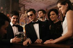 The title of Joey Kuhn's film has an air of prejudice and aloofness or else it's highly standoffish. Festival 2016, Film Festival, Group Of Friends, Best Friends, Jason Ralph, Gay, Me Tv, Coming Of Age, The Magicians