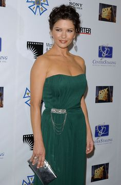 Stunning Catherine Zeta Jones