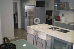 3 bedroom furnished flat with terrace in Pedralbes