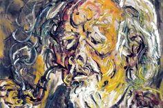 20 Lukisan Abstrak Dan Penjelasannya Di 2020 Seni Lukisan