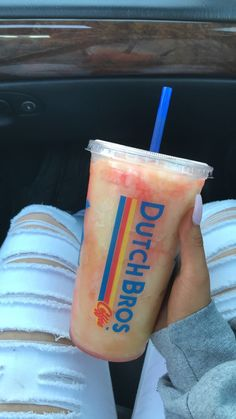 Dutch Bros, Jamba Juice, Smart Water, Non Alcoholic Drinks, Smoothies, Water Bottle, Treats, Foods, Smoothie