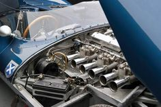 1955 Jaguar D-Type Engine