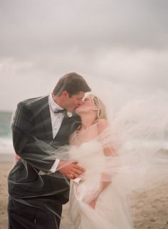 Wrapped up in love #wedding #veil