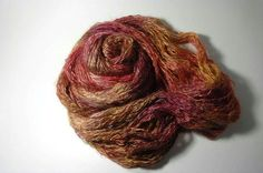 Silk Halo in Splendour  One of a KInd by Lichtfaden on Etsy, €27.00
