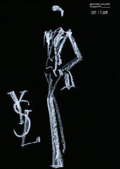 Yves Saint Laurent  Le Smoking