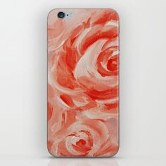 Floating Roses iPhone cases