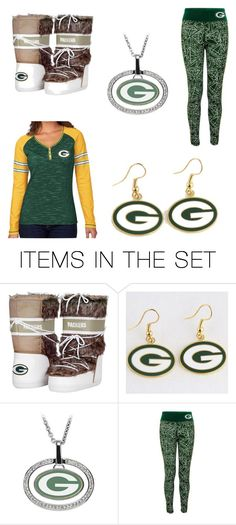 """""""Go Packers!!!!"""" by maddiejo18 ❤ liked on Polyvore featuring art"""