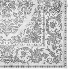 Filet Crochet Charts, Crochet Stitches, Crochet Patterns, Bedspread, Bedding, Cross Stitch Silhouette, Cute Embroidery, Tapestry Crochet, Cute Crochet