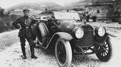 1913 Audi type E Phaeton