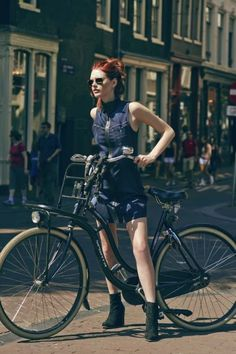 Streets of Amsterdam by the fabulous Rolling Spoke