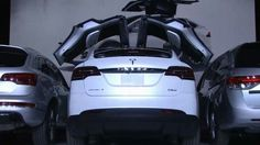 Nice Tesla 2017: Tesla unveils the Model X – the world's longest range electric SUV Check more at http://24cars.top/2017/tesla-2017-tesla-unveils-the-model-x-the-worlds-longest-range-electric-suv/
