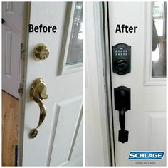 Check Out Our Selection Of Entry And Interior Door Handlesets From Schlage,  Available In Styles And Finishes That Will Match Any Home Decor.