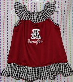 Bama Girl Houndstooth Dress Size 6 to 12