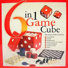 6 in 1 Game Cube