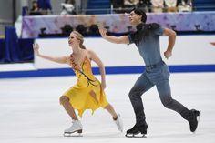 Kaitlyn Weaver & Andrew Poje - ISU Grand Prix of Figure Skating 2014/2015 #NHK14 #NHKTrophy