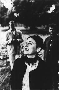 Cocteau Twins - my favorite band of all time. Lead singer Liz Fraser is a hero of mine. She was always petrified of standing up in front of an audience, but once she opened her mouth, she was a brave, amazing soul with a gorgeous voice.