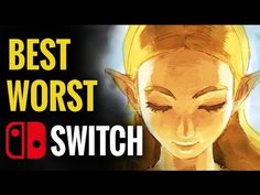 Best & Worst Nintendo Switch Games So Far | All 28 new Switch games - YouTube