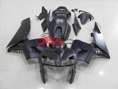 OEM Honda CBR600RR Motorcycle Fairings Matte Black, Oem, Honda, Motorcycle, Vehicles, Motorcycles, Car, Motorbikes, Choppers